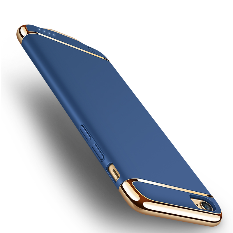 iphone6背夹电池苹果6s移动电源无线充电宝6splus手机壳