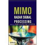 【预订】Mimo Radar Signal Processing