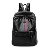2018新款书包女士背包双肩包女韩版百搭大容量时尚休闲个性包包
