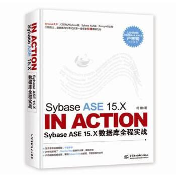 Sybase ASE 15.X In Action——Sybase ASE 15.X数据库全程实战