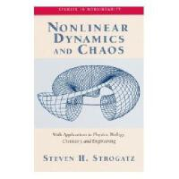 【预订】Nonlinear Dynamics and Chaos: Applications to