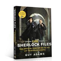 【全店300减110】英文原版 神探夏洛克官方指南 the Sherlock Files the casebook