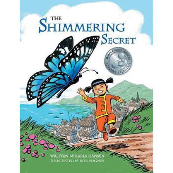 【预订】The Shimmering Secret 预订商品,需要1-3个月发货,非质量问题不接受退换货。