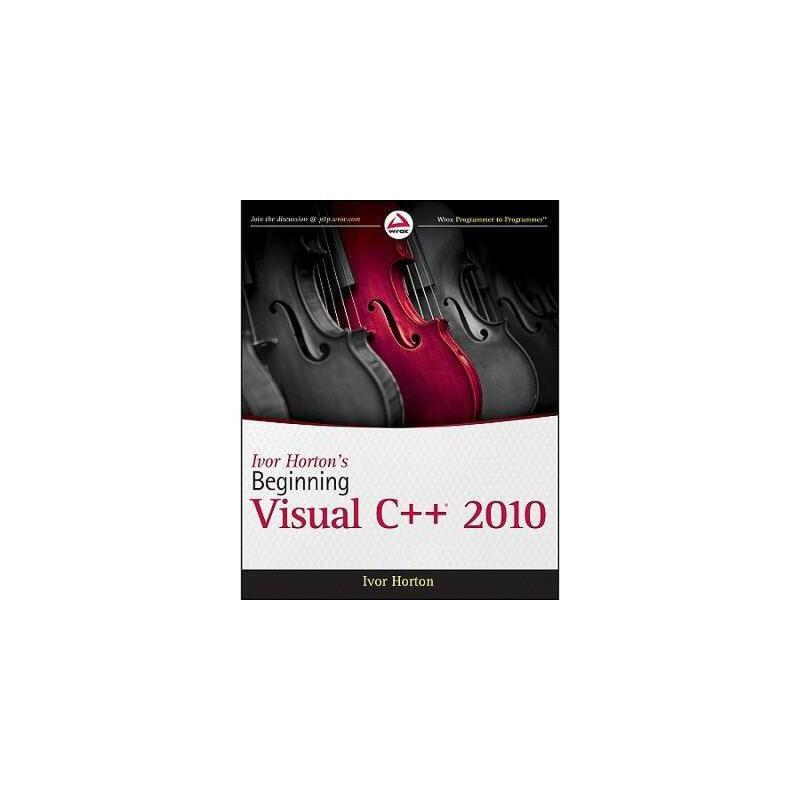 【预订】Ivor Horton'S Beginning Visual C++ 2010 美国库房发货,通常付款后3-5周到货!