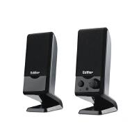 Edifier/漫步者R10U音响电脑台式音箱家用重低音客厅小音响2.0迷你小音箱