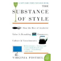 【预订】The Substance of Style: How the Rise of Aesthetic