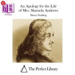 【中商海外直订】An Apology for the Life of Mrs. Shamela Andrews