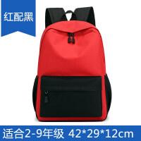 书包定制做印Logo小学生1-3年级男女儿童幼儿园背包6-12岁双肩包
