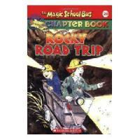 英文原版Magic School Bus Chapter Book #20, The: Rocks & Minerals