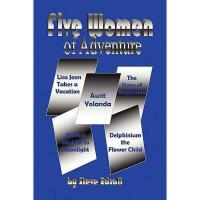 【预订】Five Women of Adventure