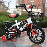 儿童自行车2-3-5-8岁男孩女孩闪光轮小孩童车宝宝单车1