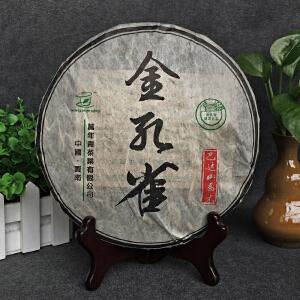 【7片】2008年云南勐海(巴达山乔木-金孔雀)普洱生茶  357g/片