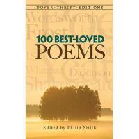 100 Best-Loved Poems 英文原版 100首诗歌