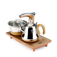 电茶炉双灶嵌入式电茶炉全自动上水电热水壶电茶壶抽水壶
