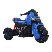 儿童电动摩托车男女宝宝电瓶双驱动童车大号可坐人三轮车小孩玩具