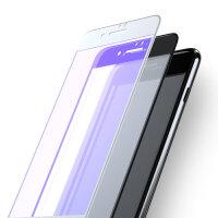 carkoci iPhone7钢化膜全屏覆盖 苹果7防爆3D曲面手机贴膜4.7