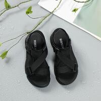 女童凉鞋新款时尚夏季小女孩公主鞋中大童学生儿童宝宝潮