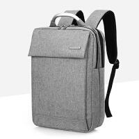 华硕惠普戴尔电脑包双肩包15.6寸14寸男女士联想笔记本包背包 14寸-15.6英寸 通用