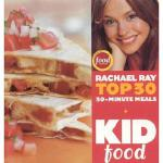 【预订】Kid Food: Rachael Ray's Top 30 30-Minutes Meals