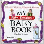 【预订】My Baby Boomer Baby Book