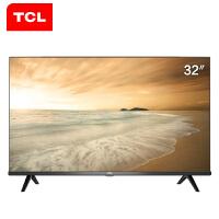 TCL 32V6H 32英寸液晶平板���C智能�W�jWIFI 全面屏 高清 防�{光 �S富影�教育�Y源 教育��
