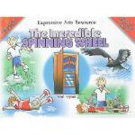 【预订】The Incredible Spinning Wheel [With CD (Audio)]