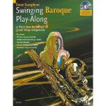【预订】Swinging Baroque Play-Along: Tenor Saxophone: 12