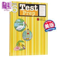 【中商原版】Flash Kids预测卷 6年级 英文原版 Test Prep Grade 6 练习册