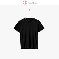 夏季新品圆领净色速干短袖T恤男 Heilan Home/海澜优选生活馆