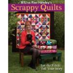 【预订】M'Liss Rae Hawley's Scrappy Quilts: Let the Fabric
