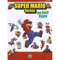 【预订】Super Mario Series for Easy Piano