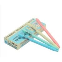 爱好4531摩易擦可擦笔 糖果色按动中性笔0.5mm子弹头可擦水笔