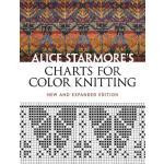 【预订】Alice Starmore's Charts for Color Knitting New and Expa