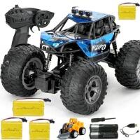 超大号遥控车强劲动力耐摔高速合金攀爬越野充电儿童玩具男孩汽车