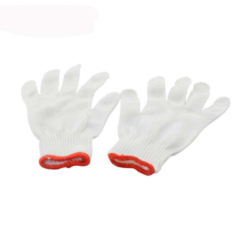 劳保手套棉纱线手套加厚绒毛棉线白手套 装修保护 搬家用手套 发货周期:一般在付款后2-90天左右发货,具体发货时间请以与客服协商的时间为准