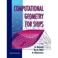 【预订】Computational Geometry for Ships