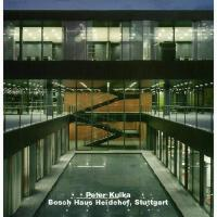 【预订】Peter Kulka: Bosch Haus Heidehof, Stuttgart