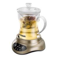 家用玻璃养生壶全自动电煮花茶壶分体煎药壶