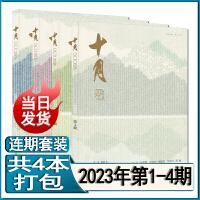十月杂志原创版2021年第1/2/3期共3本打包 单月号/双月刊