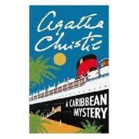 英文原版 A CARIBBEAN MYSTERY 加勒比海之谜 阿加莎侦探系列