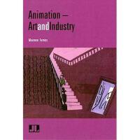 【预订】Animation: Art & Industry