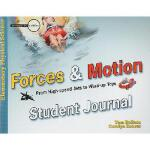 【预订】Forces & Motion Student Journal: From High-Speed