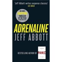 【全新正版】Adrenaline Jeff Abbott(杰夫・雅培) 9780751544602 Little Br