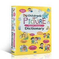 支持小达人点读笔 儿童图解英语词典 children's picture dictionary 字典辞典英文原版绘本读