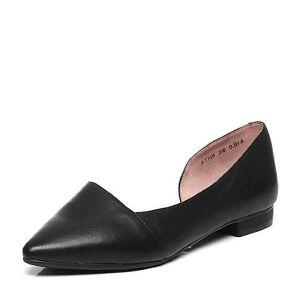 BATA/拔佳春季专柜同款小牛皮女鞋AI310AQ6