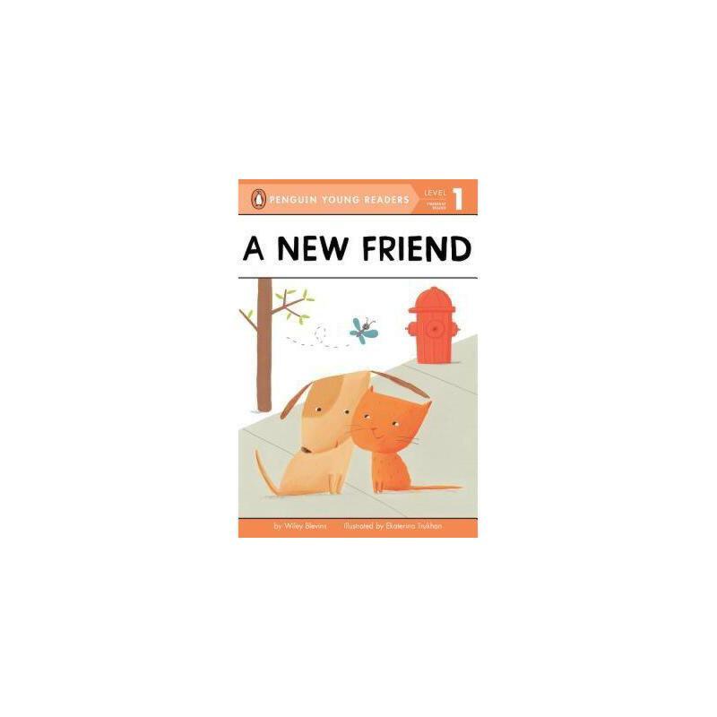【预订】A New Friend Y9780448461809 美国库房发货,通常付款后3-5周到货!