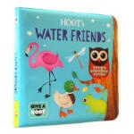 【正版直发】英文原版Hoot's Water Friends English original 97819108515