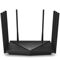 水星双频千兆无线路由器2600M穿墙王WIFI光纤5G智能家用宽带千兆有线网口外置八天线信号扩展 MAC2600R