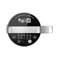Midea/美的 HK12F11豆浆机家用全自动多功能真免滤无渣破壁(LD)