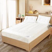 水星家纺 澳美娜抗菌羊毛床护垫床上用品秋冬新品